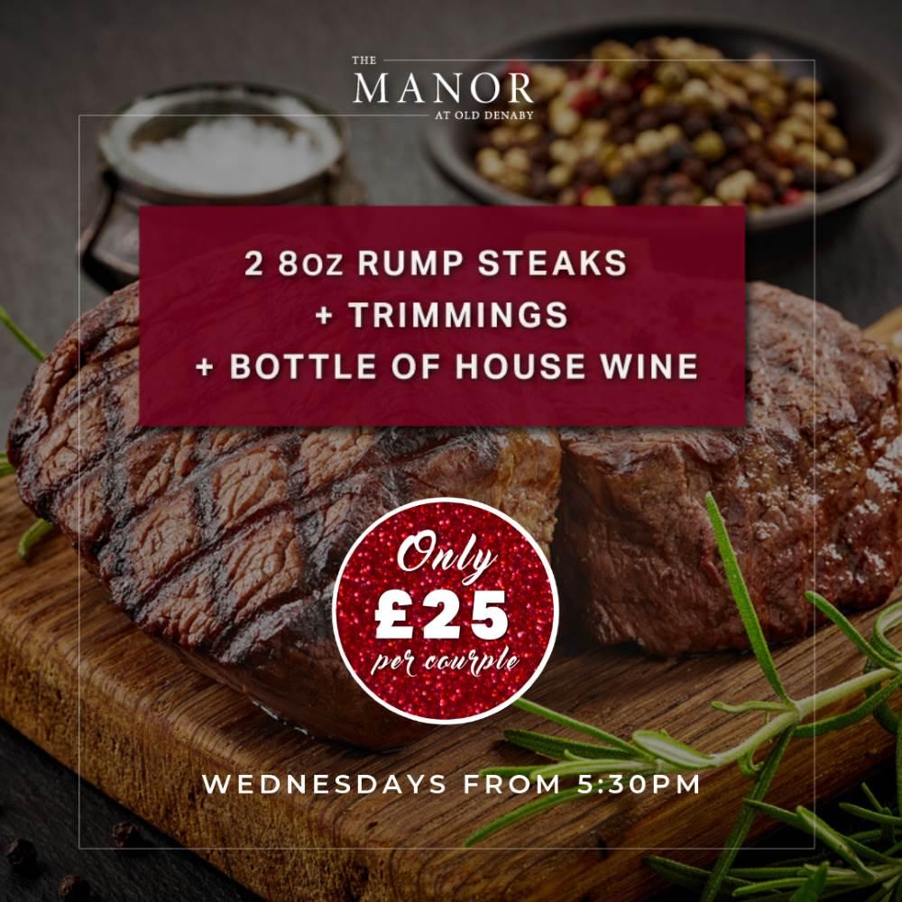 Wednesday Steak Nights