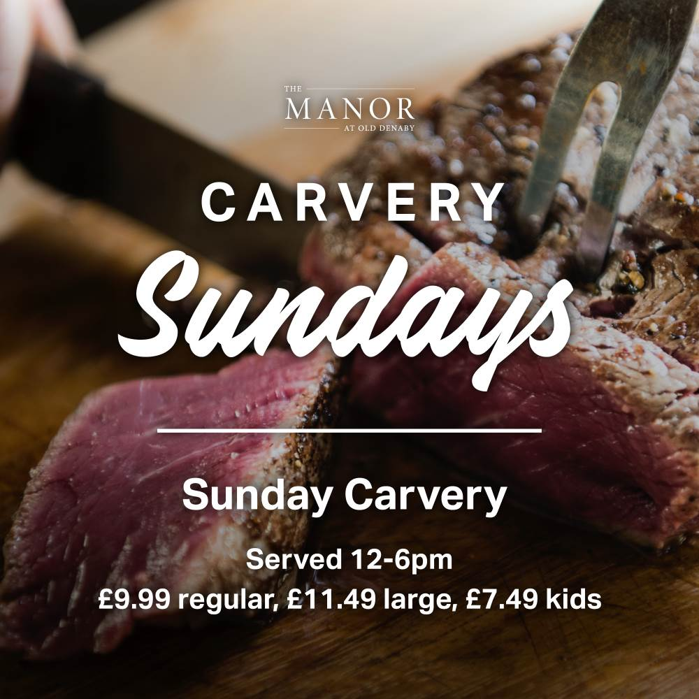 Carvery Sundays
